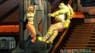 Power Girl in DC Universe Online