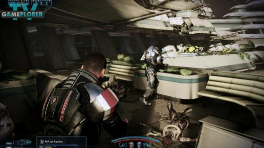 Die Mass Effect 3-Demo im Video
