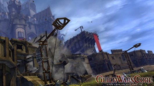 Guild Wars 2 - World vs World