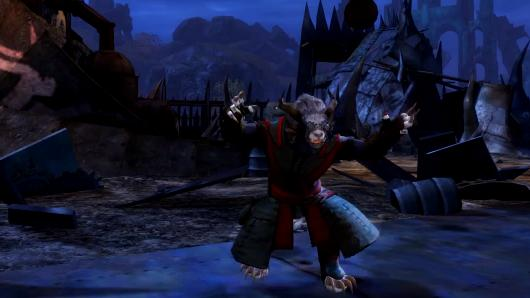 Guild Wars 2 - Dance-Emote Charr