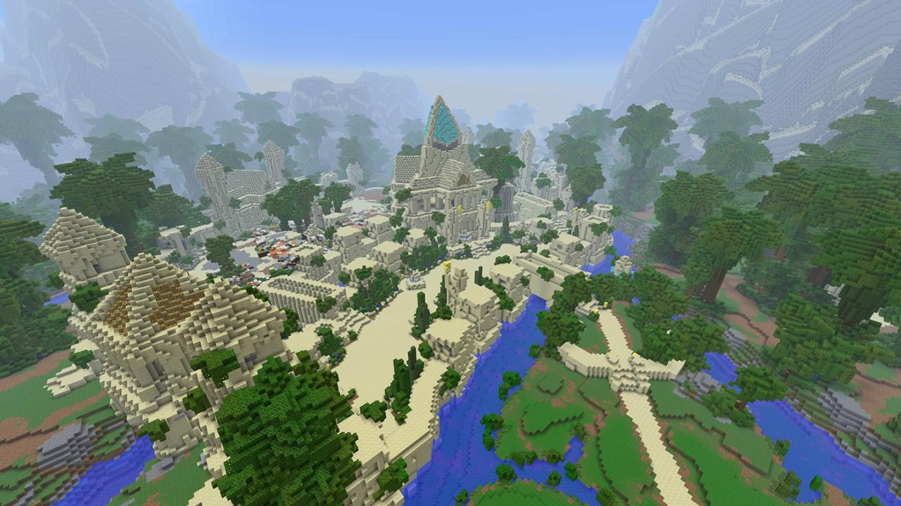 World of Waracraft Minecraft Mod