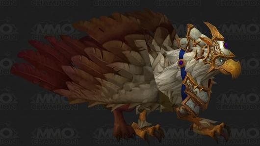 WoW - Patch 5.1: Neues Greifen-Mount
