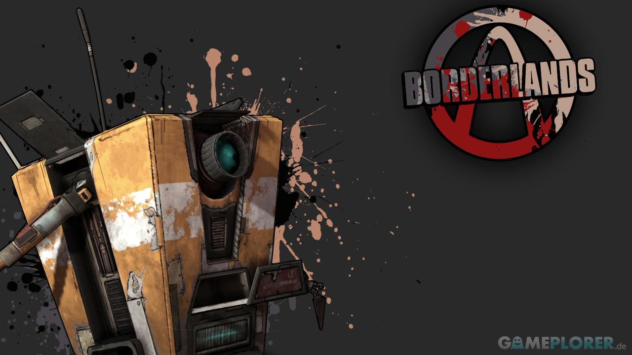Borderlands 2 - Claptrap