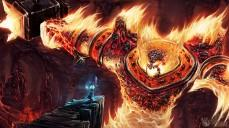 World of Warcraft Molten Core Artwork