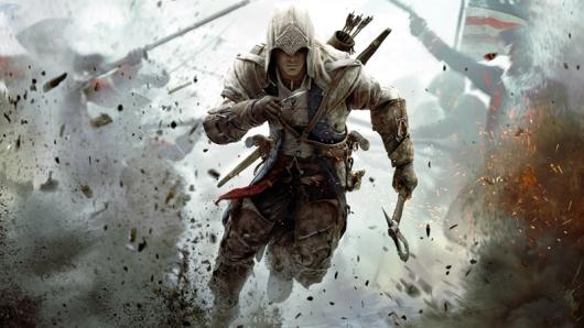 Assassin´s Creed 3 - Wallpaper