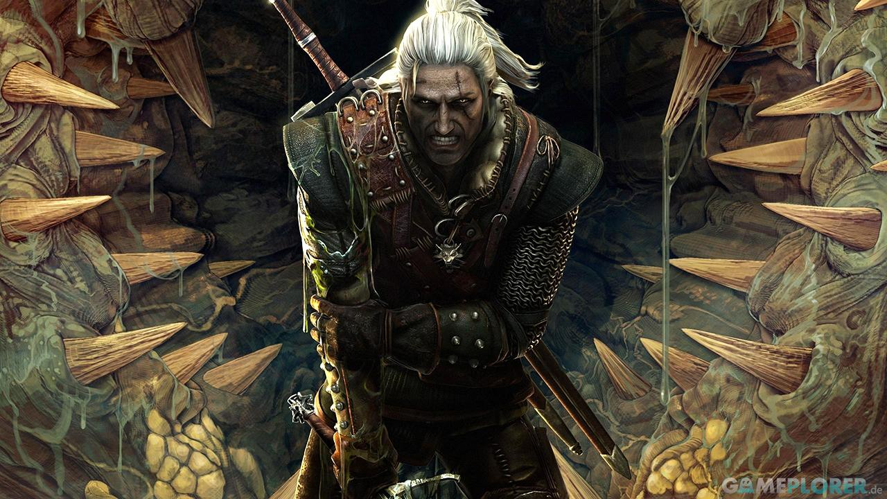 he Witcher 2 Artwork