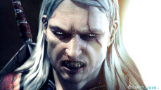 The Witcher The White Wolf