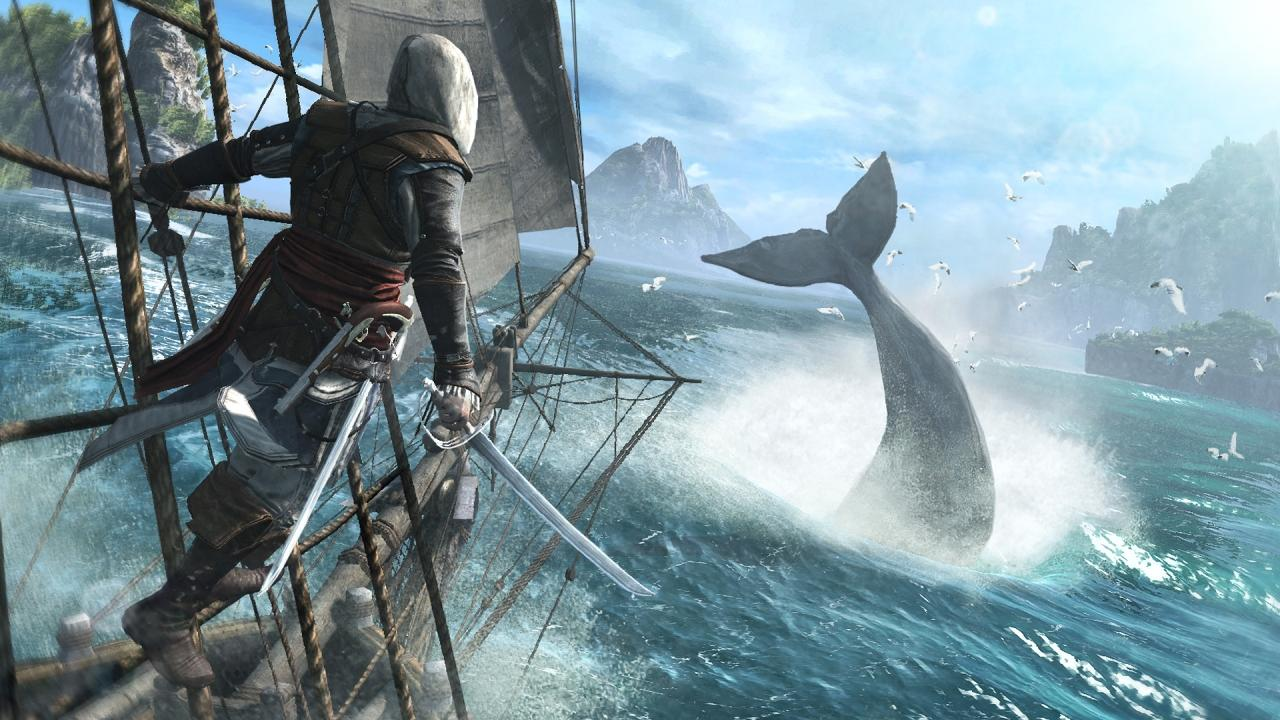 Assassin's Creed 4 - Screenshot 2