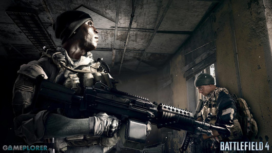 Battlefield 4 - Close Quarters Battle