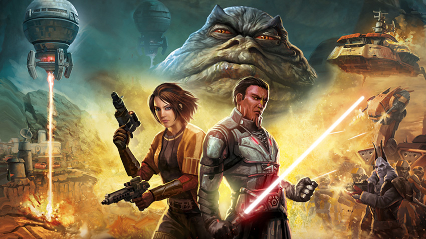 Star Wars The Old Republic Rise of the Hutt Cartel Release