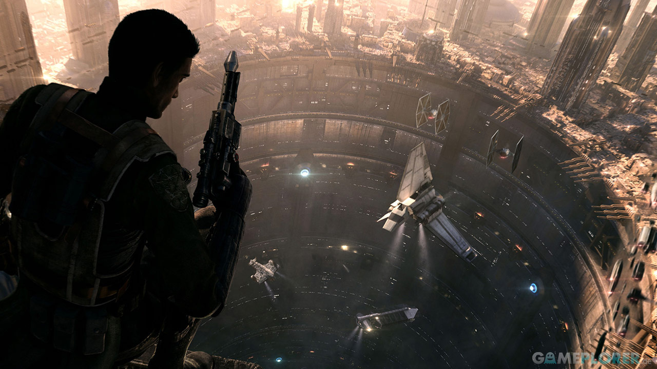 Star Wars: 1313 - Bounty Hunter