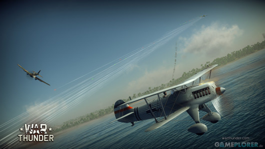 War Thunder - Sea