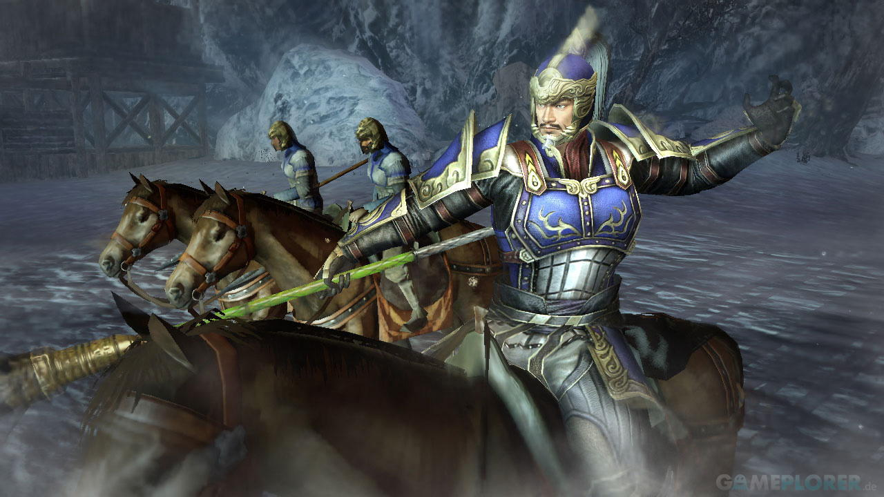 Dynasty Warriors 8 - Gameplay