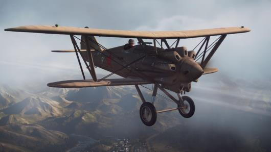 World of Warplanes - Doppeldecker