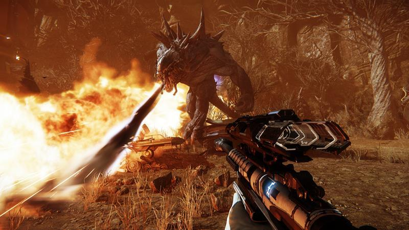 Evolve: Multiplayer-Mataches