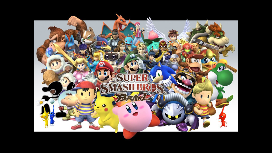 Super Smash Bros - Wallpaper