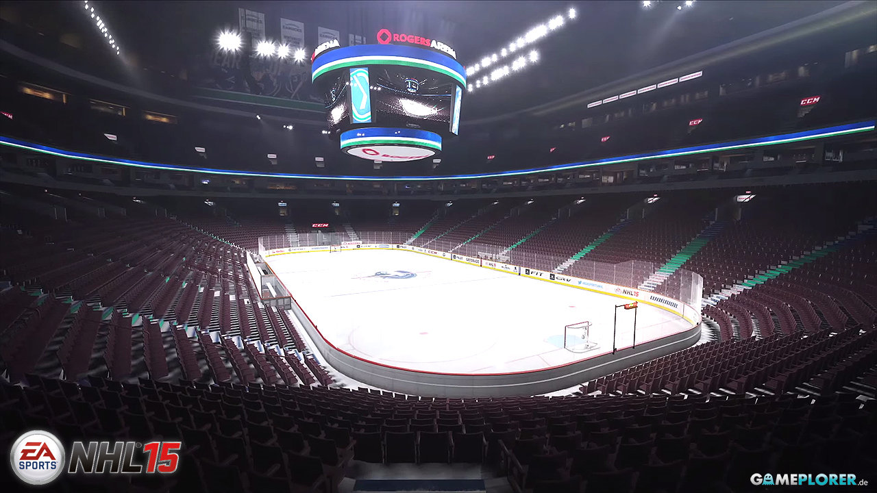 EA Sports NHL 15 - Stadion Wallpaper