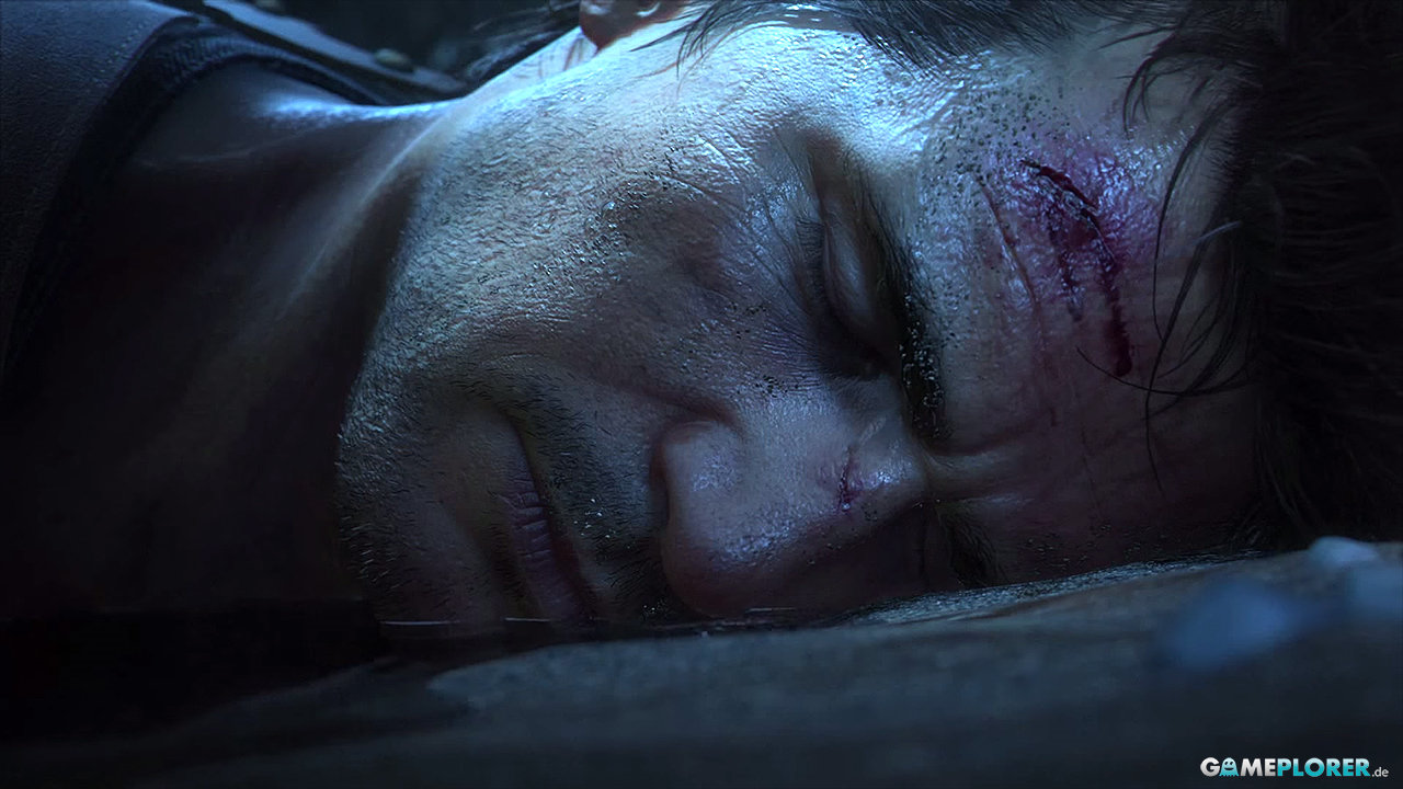 Uncharted 4: A Thiefs End - E3-Trailer Footage