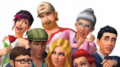 Die Sims 4 Key Artwork