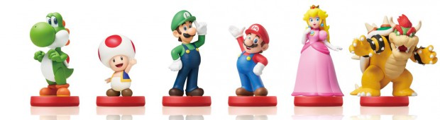 amiibo - Super Mario Collection Welle 1