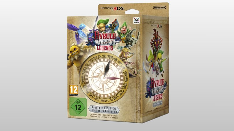 Hyrule Warriors Legends Limited Deal