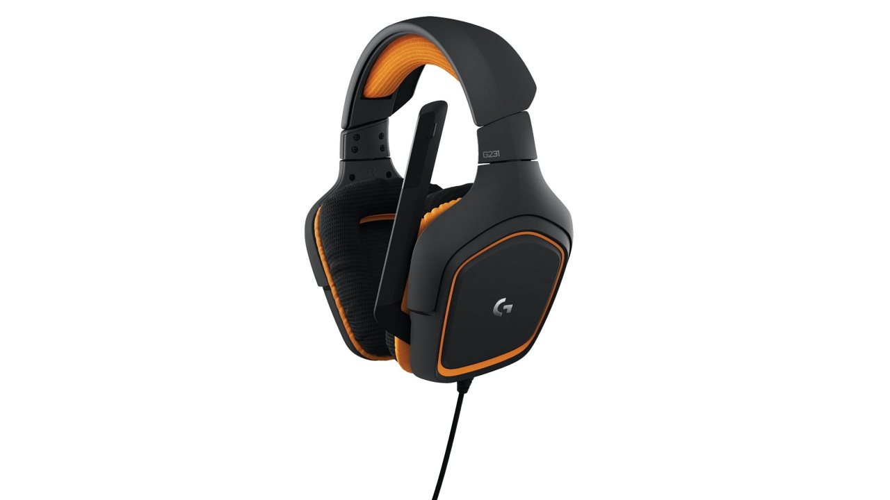 Logitech G231 Gaming Headset Deal