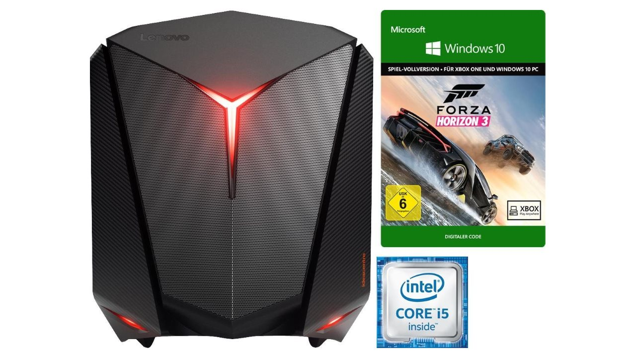 Lenovo ideacentre Y710 Cube-15ISH Gaming-PC FH3 Deal